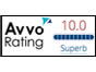 AVVO Rating Superb Criminal Defense Lawyer